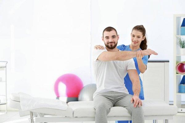 Physiotherapeut Spanien