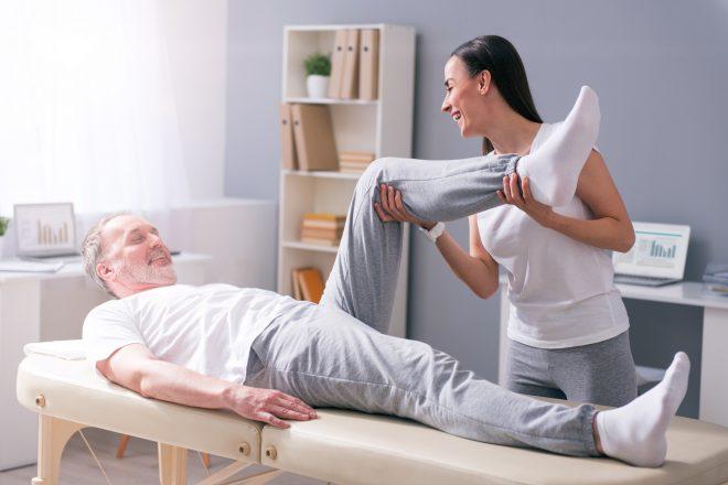 Formación alemán fisioterapia