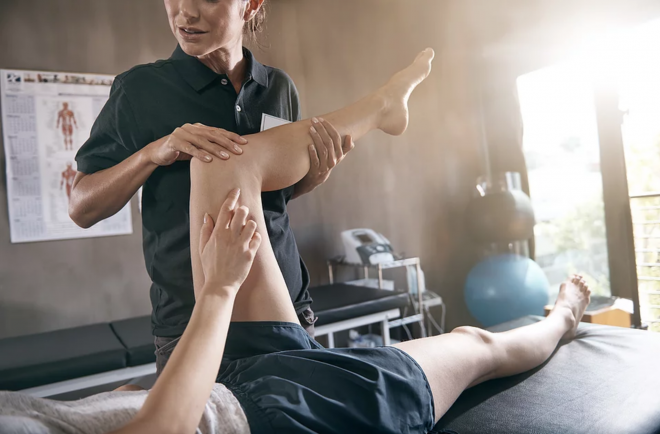 Trabajar Fisioterapia